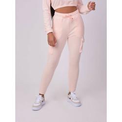 Textil Ženy Teplákové kalhoty Project X Paris Jogging femme rose clair