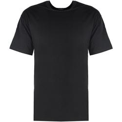 Textil Muži Trička s krátkým rukávem Xagon Man  Černá
