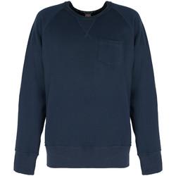Textil Muži Mikiny Champion  Modrá