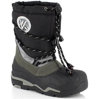 Boty Děti Zimní boty Kimberfeel OURAGAN2 Noir