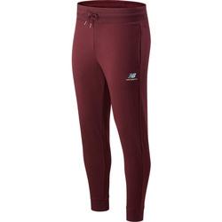 Textil Teplákové kalhoty New Balance Essentials Embroidered Nachový