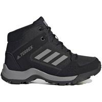 Boty Děti Kotníkové boty adidas Originals Terrex Hyperhiker K Černé