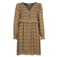 Textil Ženy Krátké šaty Betty London PIXONE Hnědá