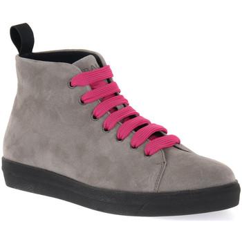 Boty Ženy Kotníkové boty Frau CACHEMIRE IRON Grigio