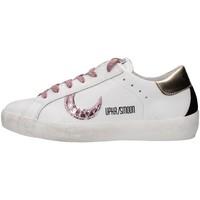Boty Ženy Nízké tenisky Uma Parker 830221 Bílá