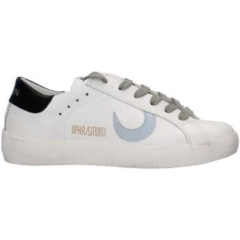 Boty Ženy Nízké tenisky Uma Parker 780221 Bílá