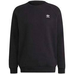 Textil Muži Mikiny adidas Originals Adicolor Essentials Trefoil Crewneck Sweatshirt Černé
