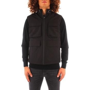 Textil Muži Saka / Blejzry Calvin Klein Jeans K10K107878 Černá