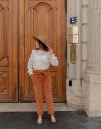 Textil Ženy Kapsáčové kalhoty Céleste MARRONNIER Velbloudí hnědá