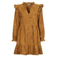 Textil Ženy Krátké šaty Betty London PINEA Velbloudí hnědá