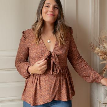 Textil Ženy Halenky / Blůzy Céleste ROSSIGNOL