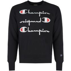 Textil Muži Mikiny Champion  Černá