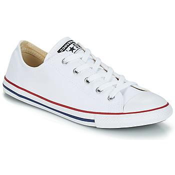Nizke tenisky Converse ALL STAR DAINTY OX Bílá / Červená 350x350