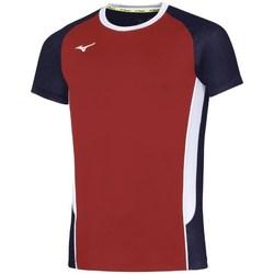 Textil Muži Trička s krátkým rukávem Mizuno Premium High Kyu Černé