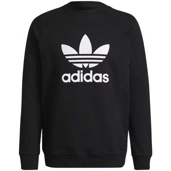 Textil Muži Mikiny adidas Originals Adicolor Classics Trefoil Crewneck Sweatshirt Černé