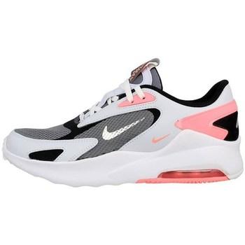 Boty Děti Nízké tenisky Nike Air Max Bolt 9 GS Bílé, Šedé