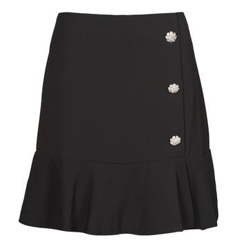 Textil Ženy Sukně Moony Mood  Černá