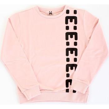 Textil Dívčí Mikiny Elettra Lamborghini Kids 9273059 Růžová