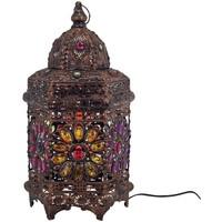 Bydlení Stolní lampy Signes Grimalt Stolní Lampa Multicolor