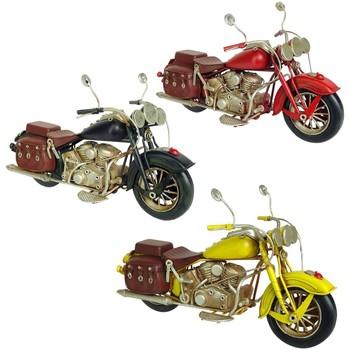 Bydlení Sošky a figurky Signes Grimalt Motocykl Set 3 U Multicolor