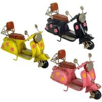 Bydlení Sošky a figurky Signes Grimalt Scooter Set 3 U Multicolor