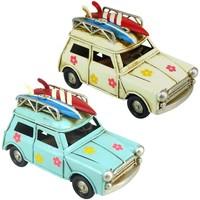 Bydlení Sošky a figurky Signes Grimalt Auto Set 2 U Multicolor