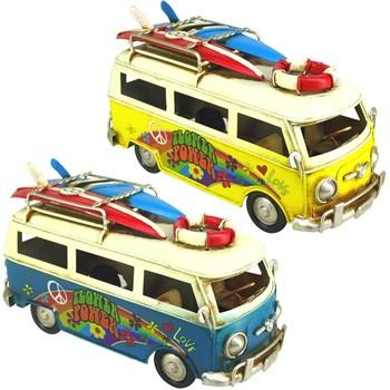 Bydlení Sošky a figurky Signes Grimalt Autobus Set 2 U Multicolor