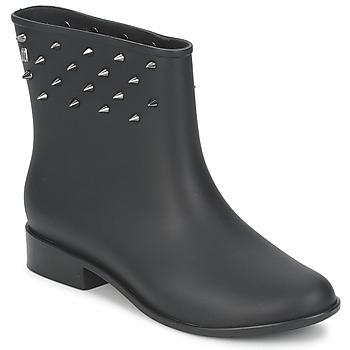 Melissa Kotníkové boty MOON DUST SPIKE - Černá