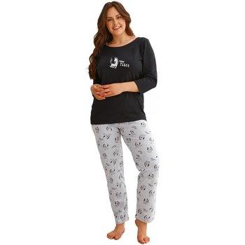 Textil Ženy Pyžamo / Noční košile Taro Dámské pyžamo 2610 Vesta plus