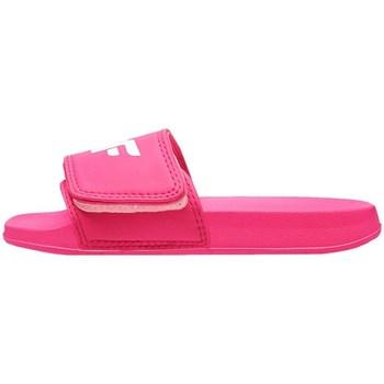 Boty Děti pantofle 4F JKLD001 Růžové