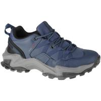 Boty Muži Nízké tenisky Big Star Shoes Modrá