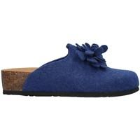 Boty Ženy Papuče Bionatura 12CANAZ-FI-FLB88 Modrá