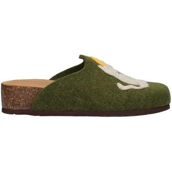 Boty Ženy Papuče Bionatura 12GAT20-I-FELV74 Zelená