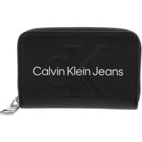 Taška Ženy Náprsní tašky Calvin Klein Jeans Accordion Zip Around Černé