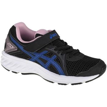 Boty Dívčí Běžecké / Krosové boty Asics Jolt 2 PS Černá