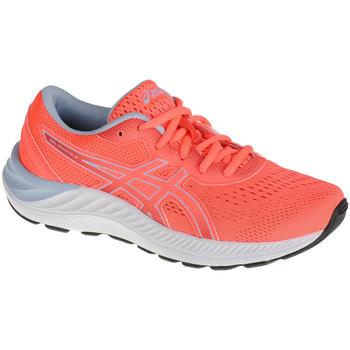 Boty Dívčí Běžecké / Krosové boty Asics Gel-Excite 8 GS Růžová