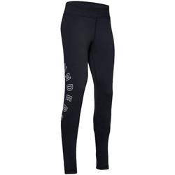 Textil Dívčí Legíny Under Armour Favorite Leggings K Černá