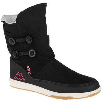 Boty Dívčí Kotníkové boty Kappa Cream K Černá
