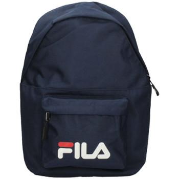 Taška Batohy Fila New Scool Two Backpack Modrá