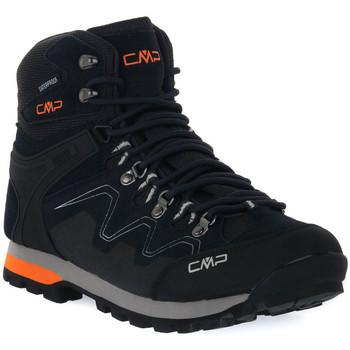 Boty Muži Běžecké / Krosové boty Cmp U423 ATHUNIS MID W Grigio