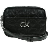 Taška Ženy Kabelky  Calvin Klein Jeans Relock Camera Bag Černé