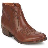 Boty Ženy Kotníkové boty Pastelle JANE Velbloudí hnědá