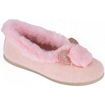 Boty Děti Bačkůrky pro miminka Conguitos 25738-18 Růžová