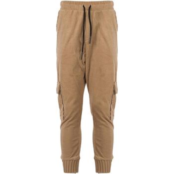 Textil Muži Teplákové kalhoty Xagon Man  Hnědá