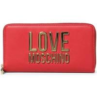 Taška Ženy Náprsní tašky Love Moschino JC5611PP1DLJ050A Červené