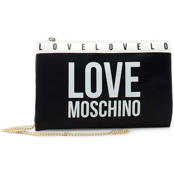 Taška Ženy Kabelky s dlouhým popruhem Love Moschino JC4185PP1DLI0000 Černé