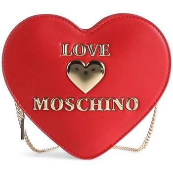 Taška Ženy Kabelky s dlouhým popruhem Love Moschino JC4167PP1DLF0500 Červené