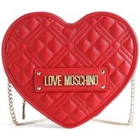 Taška Ženy Kabelky s dlouhým popruhem Love Moschino JC4132PP1DLA0500 Červené