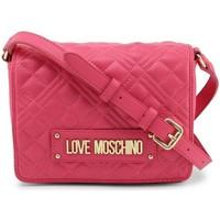 Taška Ženy Kabelky s dlouhým popruhem Love Moschino JC4002PP1CLA0604 Růžové