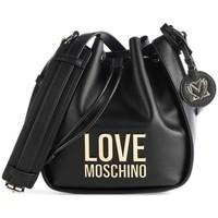 Taška Ženy Tašky přes rameno Love Moschino JC4103PP1DLJ000A Černé